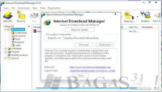 Internet Download Manager 6.12 Final Build 23 Full Patch 2