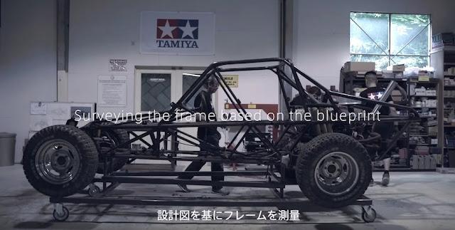 タミヤがミニ四駆を実車化へ!?1/1スケールの開発プロジェクトを始動!