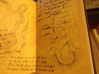Indiana Jones Diary