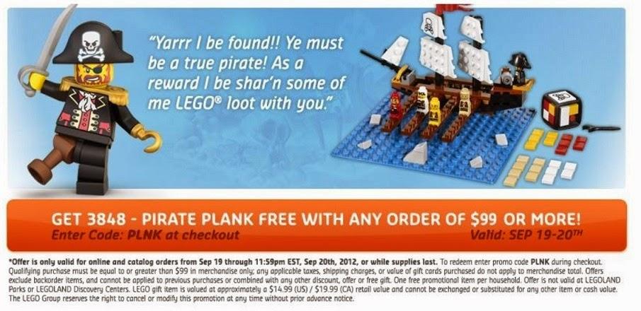 Lego Deal!
