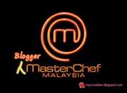 Finalist Blogger Masterchef