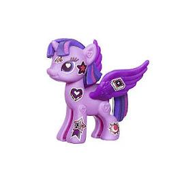MLP Wave 1 Deluxe Style kit Twilight Sparkle Hasbro POP Pony