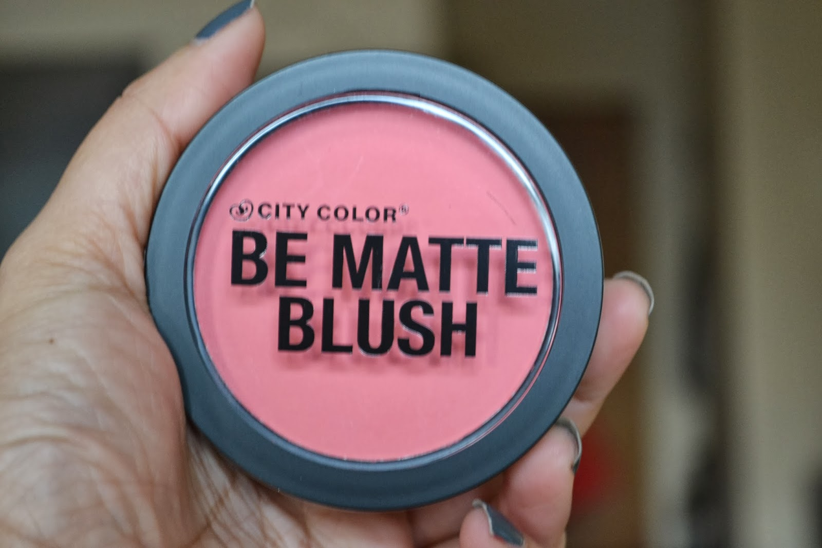 Be Matte Blush from City Color