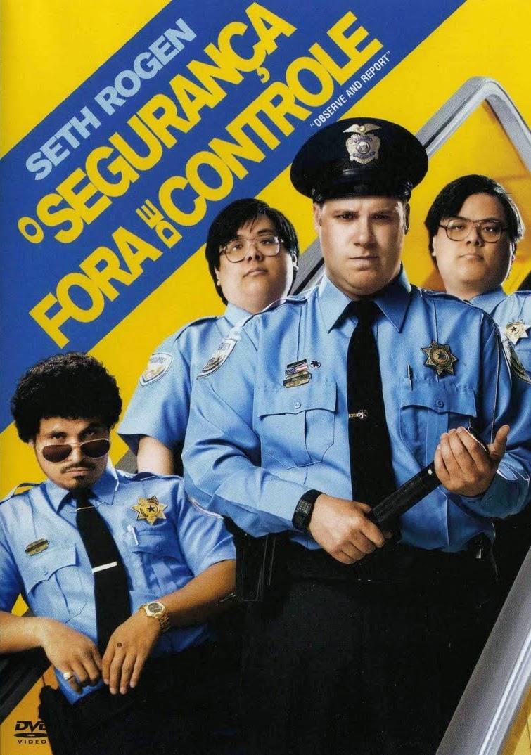 O Segurança Fora de Controle – Dublado (2009)