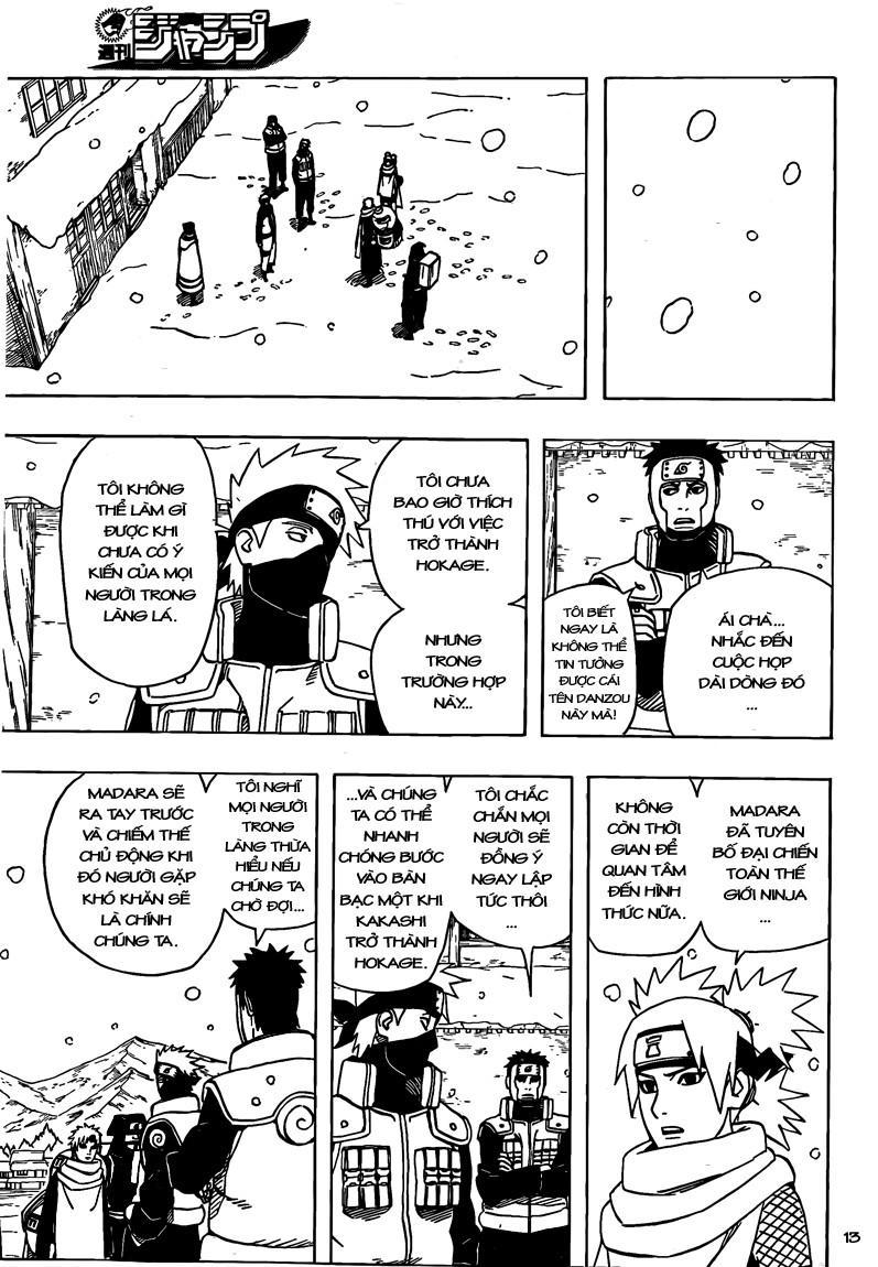 Naruto chap 474 Trang 13 - Mangak.info