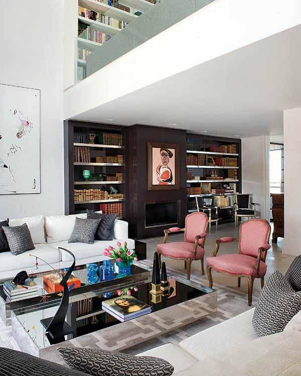 rumah minimalis, desain interior modern
