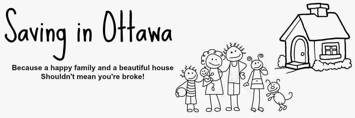 Saving In Ottawa