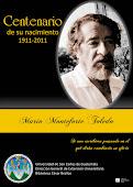 CENTENARIO DE SU NACIOMIENTO 1911-2011