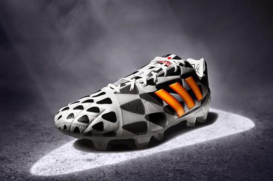 botas de fútbol adidas Nitrocharge 1.0 FG Boots Battle Pack colección