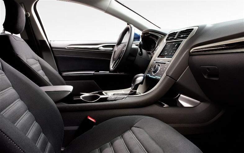 Interior 2013 Ford Fusion Hybrid