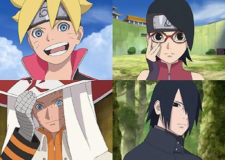 116 Novas imagens de Boruto  Naruto the Movie