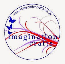 I am a very Proud Designer and Guest Presenter on Create and Craft for Imagination Crafts