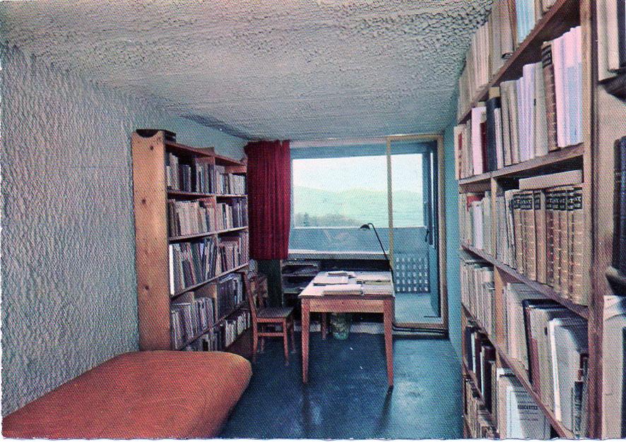 Couvent de la Tourette par Le Corbusier Blog-modulor-moine-corbusier-3