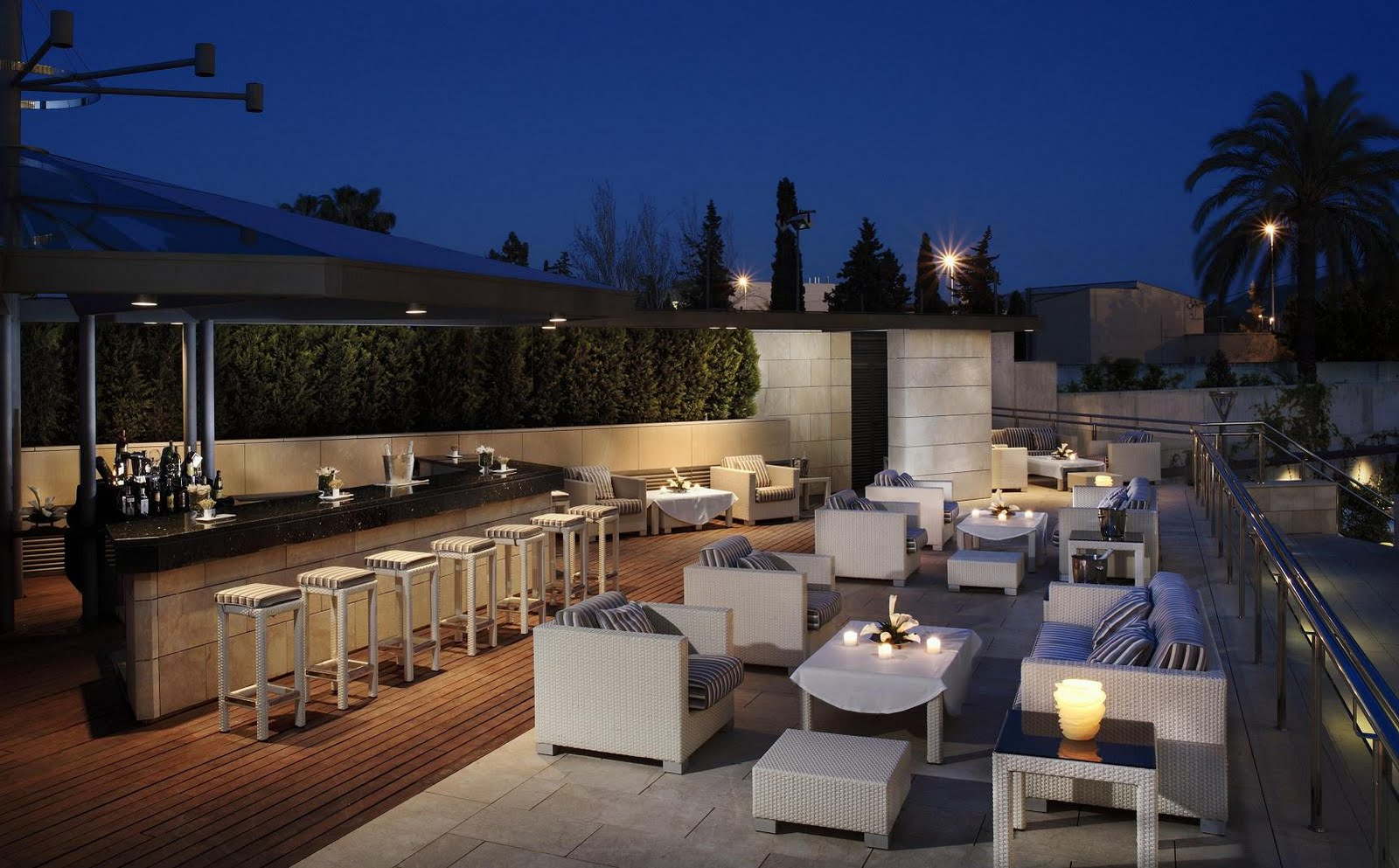 Blog del hotel santos nelva abrimos la terraza bar chill out - Terraza chill out ...