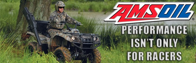 AMSOIL Synthetic ATV