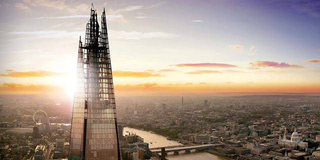 View of the Shard