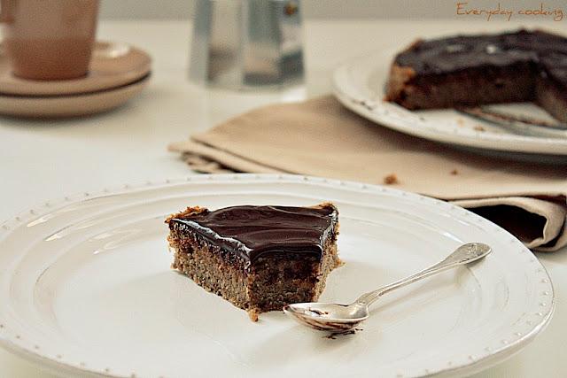 Ciasto orzechowo-kasztanowe