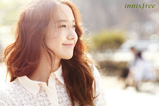 SNSD YoonA 윤아 Innisfree Wallpaper