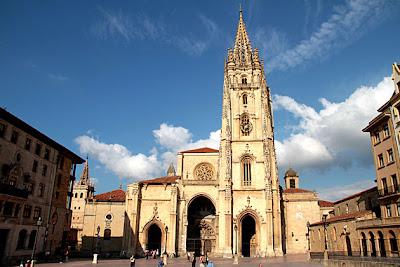 Catedral de Oviedo - que visitar