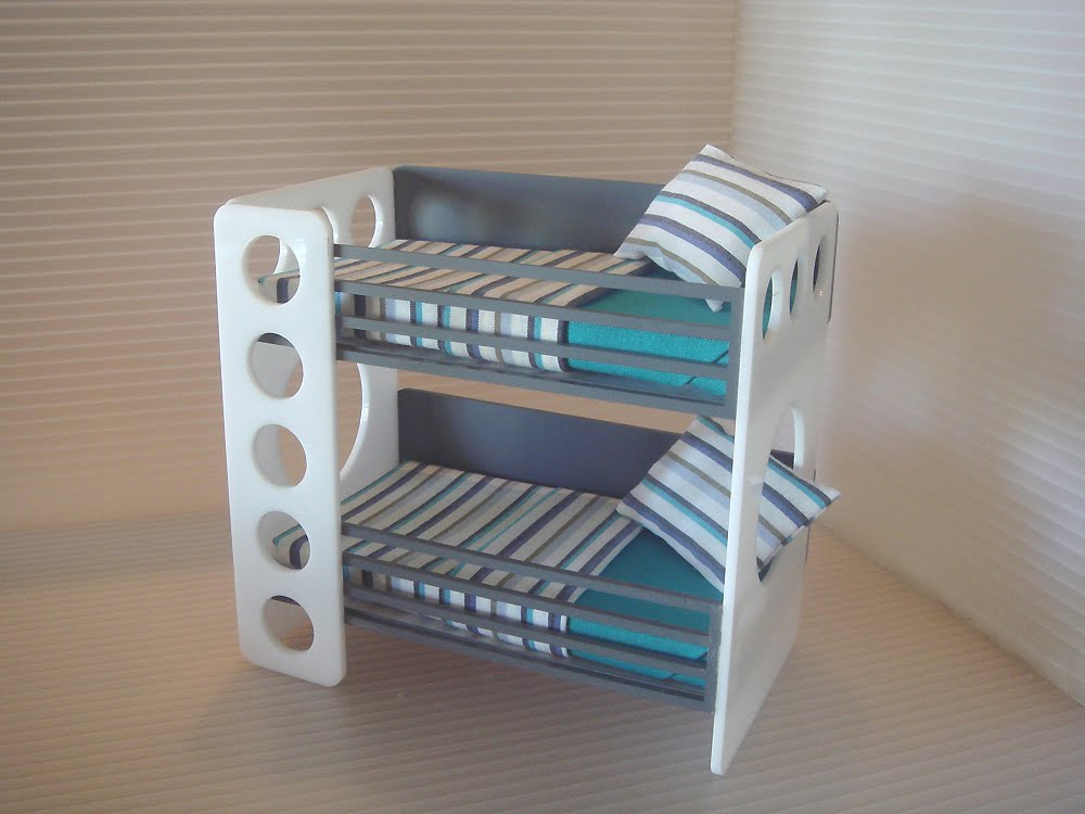 miniature bunk beds 1
