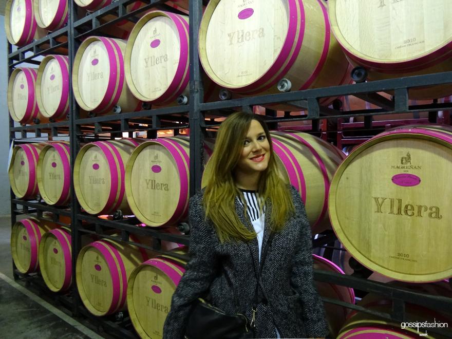 vinos ribera del duero yllera olga gigirey gossipsfashionweek gossip fashion week