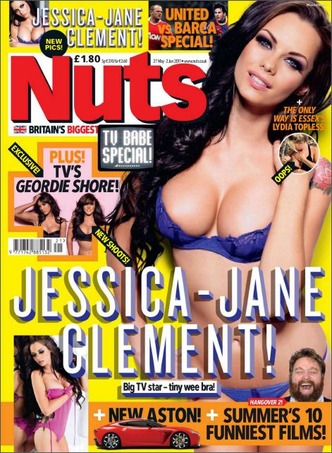 Nuts Magazine Nude Girls - 27 May 2011.rar (47.70 MB) ...