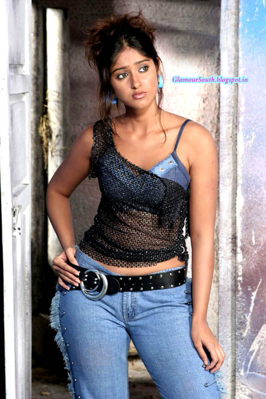 Glamoursouth Blogspot In Ileana Hot And Stylish In Jeans