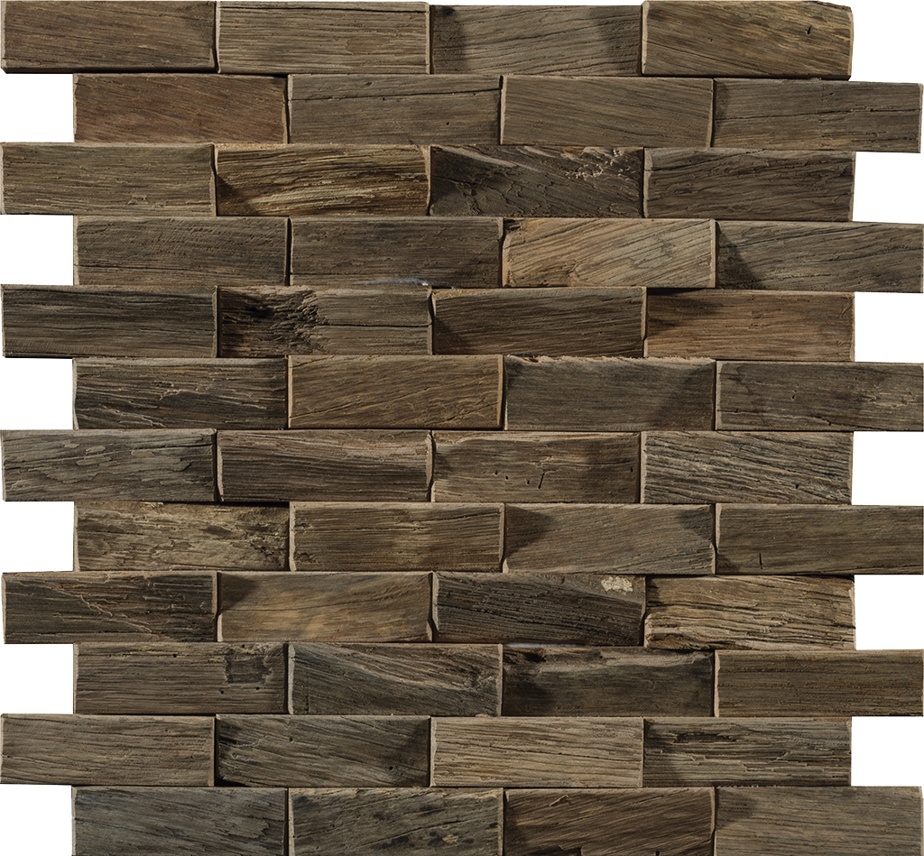 Marzua l antic colonial transforma la madera de - Mosaico de madera ...