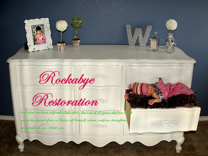 ROCKabye RESToration