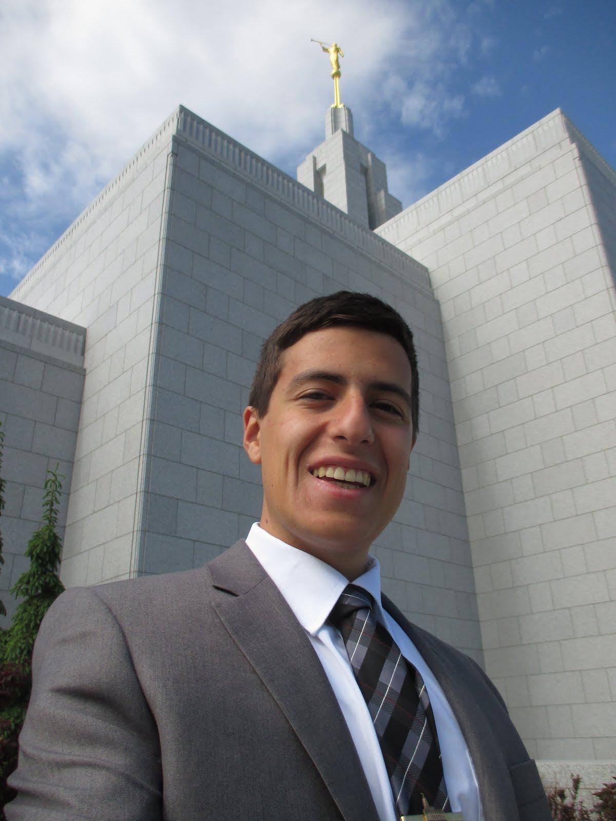 Elder Felipe Gonzalez