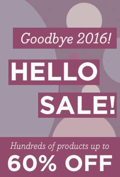 Year End Close-Out Sale