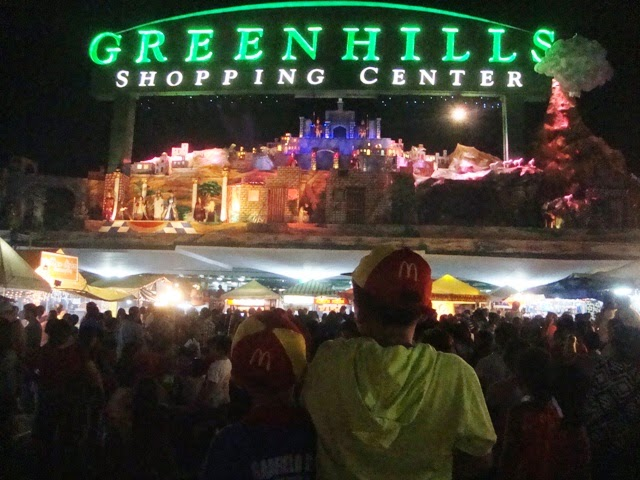 Greenhills Christmas On Display Show