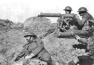 The Christmas Tale of Christmas peace WW 1