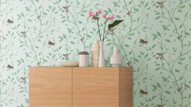 Les chroniques de clem 39 habillez vos murs - Frise murale castorama ...