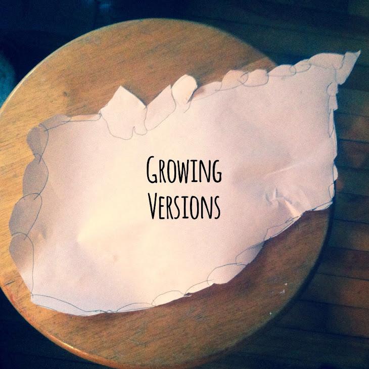 Growing Versions