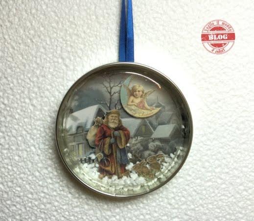 Immagini Natale Vittoriano.Voglio Il Mondo A Colori Handmadechristmas2015 Natale Vittoriano