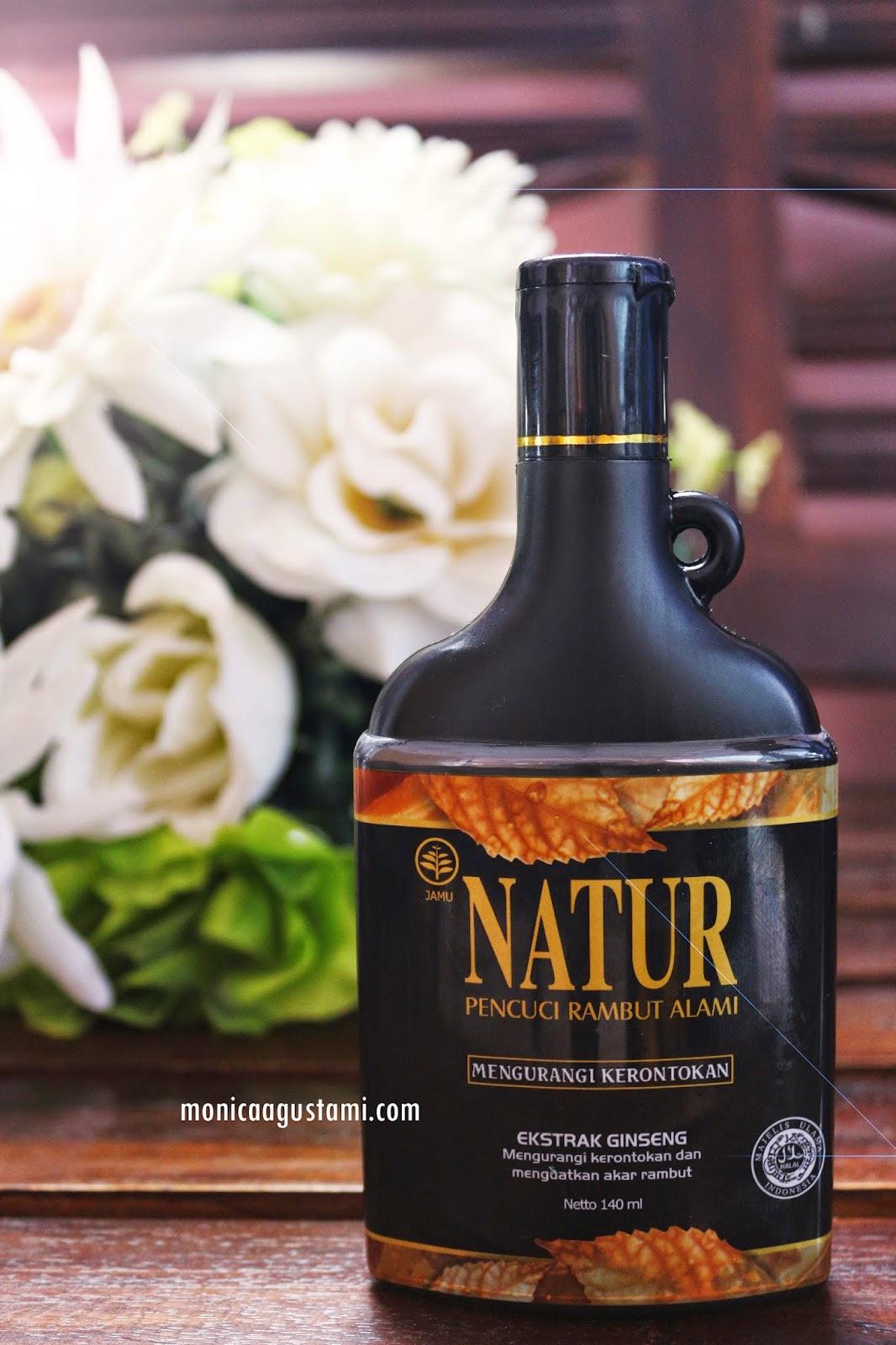 Natur untuk mengatasi rambut rontok