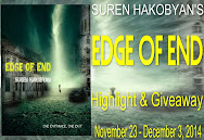 EDGE OF END Highlight & Giveaway