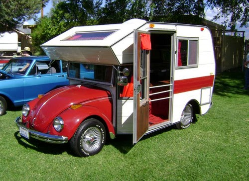 Vw 85 fusca motor home for Motor home designs