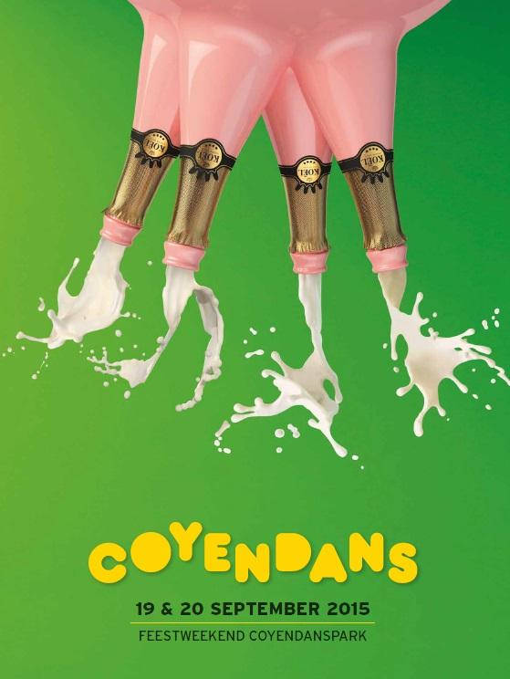 Affiche Coyendans 2015