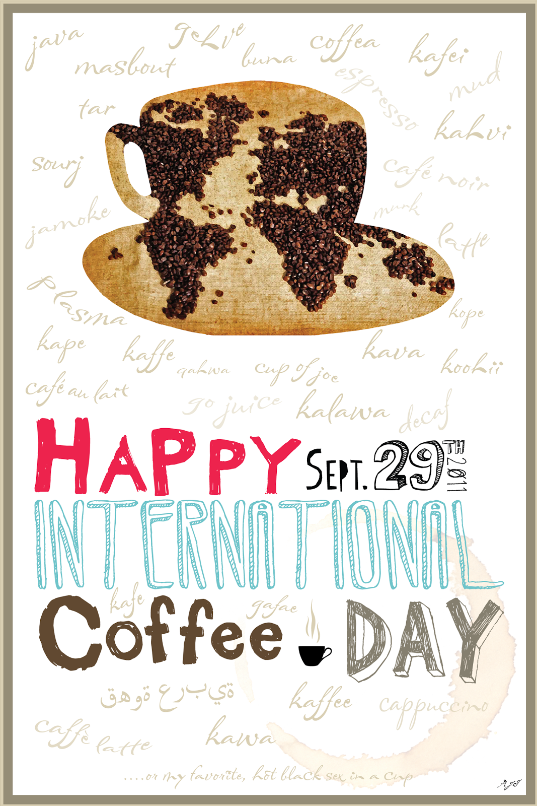 Image result for international coffee day