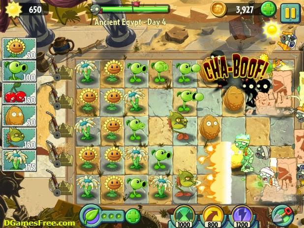 Plants vs Zombies 2 PC