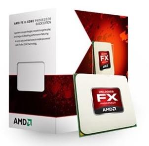Processador AMD FX 6300 Black Edition por cerca de R$ 490,00