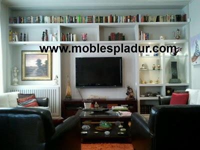 Pladur barcelona muebles cl sicos - Muebles de escayola ...