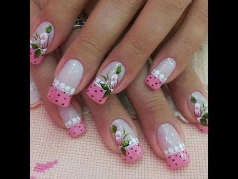 uñas decoradas , decoracion de uñas , uñas en gel , imagenes de ...