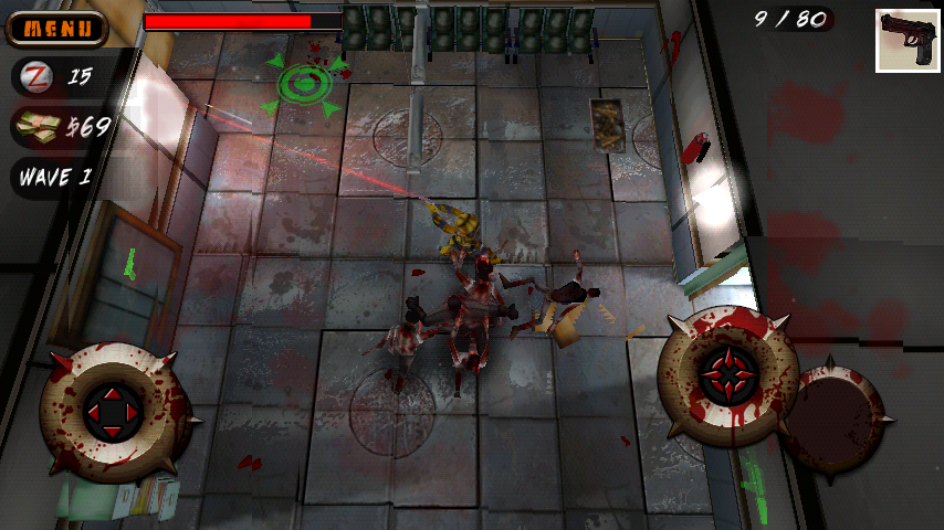 Dead on Arrival 2 V1.1.6 (Juegos 2014)