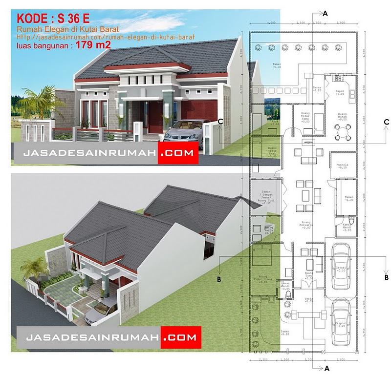 macam desain rumah