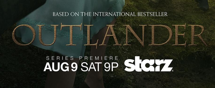 Outlander - Premiere Date and New Promotional Poster