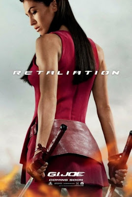 Elodie Yung G.I. Joe: Retaliation 2012