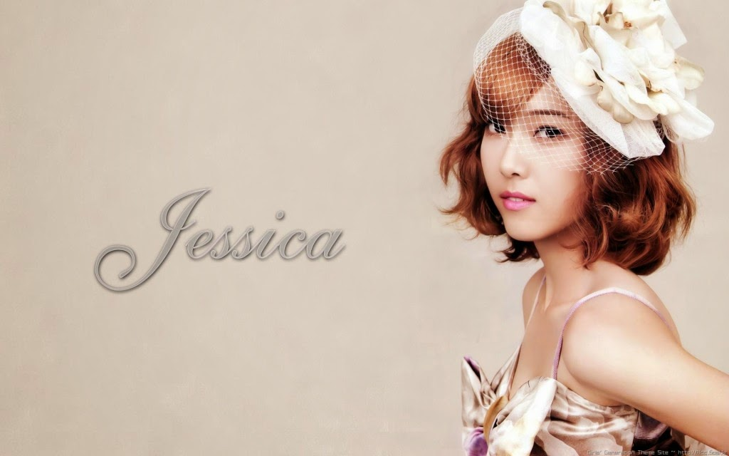 Cute Jessica SNSD Wallpapers